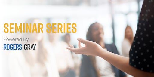 Leadership Blindspots [Seminar]