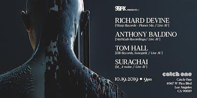 Sonoptik Presents: Richard Devine   Anthony Baldino   Tom Hall  Surachai