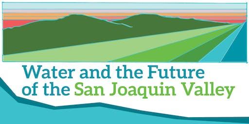 Water Seminar, September 27, 2019