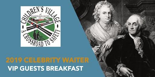 Children's Village Celebrity Waiter Breakfast