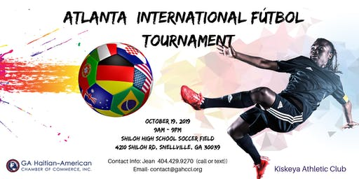 Atlanta International  Fùtbol Tournament