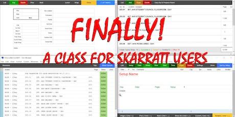 Finally! A class for Skarratt Users tickets