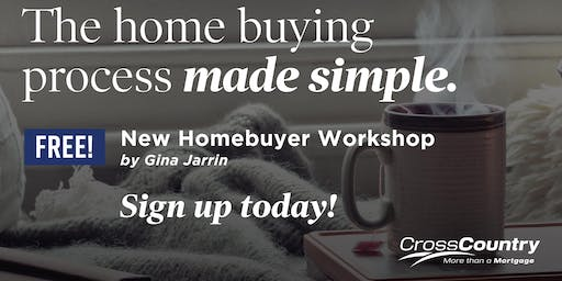 FREE New Homebuyer Workshop