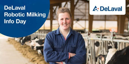 DeLaval Robotic Milking Information Dinner