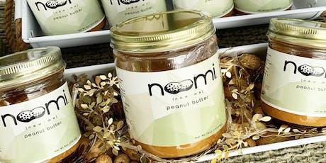 Meet Your Maker: Noomi 'No-Bake Peanut Butter Bites' Demo & Tasting (Free) tickets