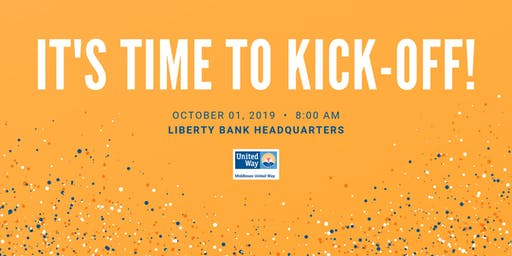 The 2019 Middlesex United Way Campaign Kick-off