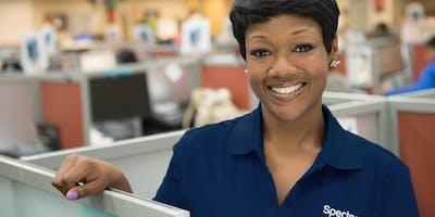 Spectrum Customer Service Hiring Event 9/24