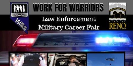 Military Law Enforcement Career Fair tickets