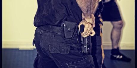 Intro to Krav and Active Shooter Seminar!!!  tickets