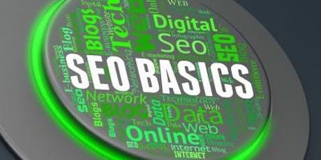 Website Search Engine Optimization (SEO) Course Houston EB tickets
