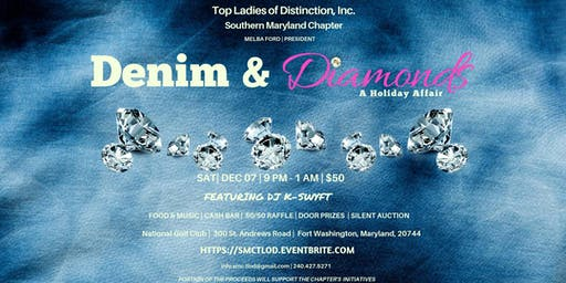 SMC TLOD Denim and Diamonds: A Holiday Affair