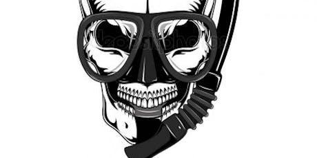 Spooktacular Rescue Scuba Diver Course  - Halloween themed class tickets