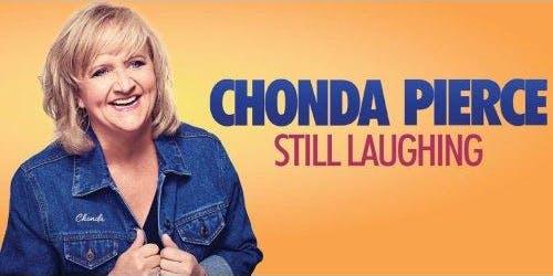Chonda Pierce - Still Laughing Tour Volunteer - Joplin, MO