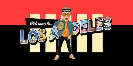MOOMBAHTON Y REGGAETON: LOS ANGELES tickets