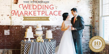 The Stockroom's 10 Year Anniversary Wedding Marketplace tickets