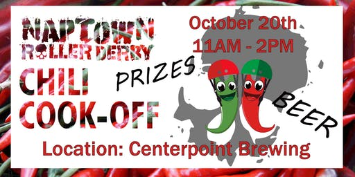Naptown Chili Cook-off