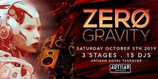Zero Gravity October Series