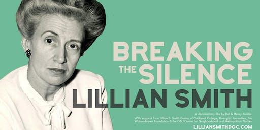 "Documentary Screening of ""Lillian Smith: Breaking the Silence"""