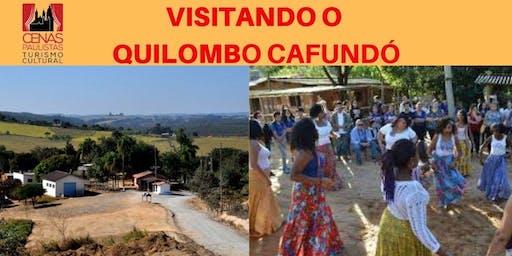 VISITANDO O QUILOMBO CAFUNDÓ
