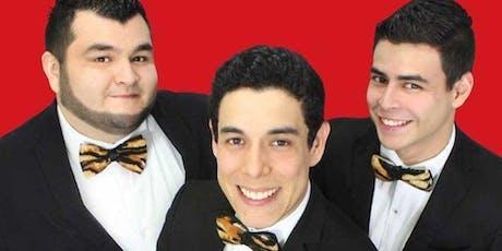 Los Tres Tristes Tigres tickets