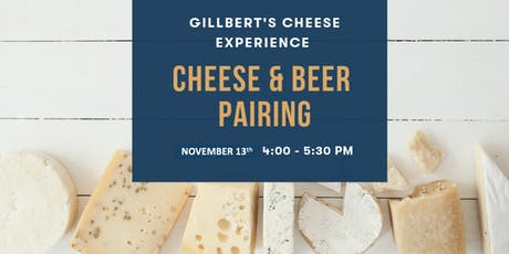 Winter Beer + Cheese Tasting tickets