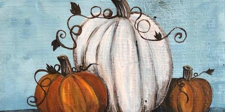 Fall Paint N' Sip tickets