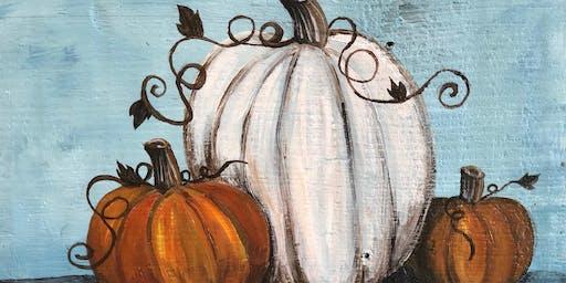 Fall Paint N' Sip