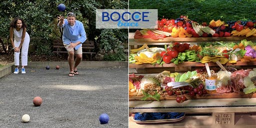 Bocce Baci. Boo Bocce! No Tricks. Just Treats!