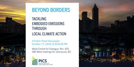 Beyond Borders: Tackling embodied emissions through local climate action tickets