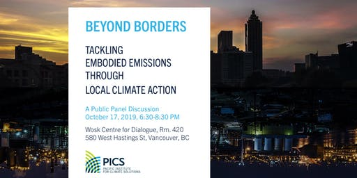 Beyond Borders: Tackling embodied emissions through local climate action