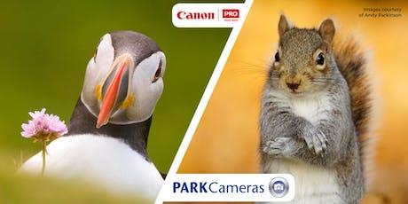 British Wildlife through the Seasons tickets