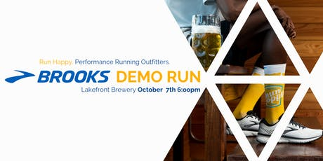 Lakefront Brewery Run  with Brooks Running- 10/7 tickets