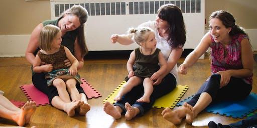 Parent-Child Mother Goose - Bert Edwards Science & Technology School