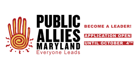 Public Allies Maryland Info Session (Sept. 25) tickets