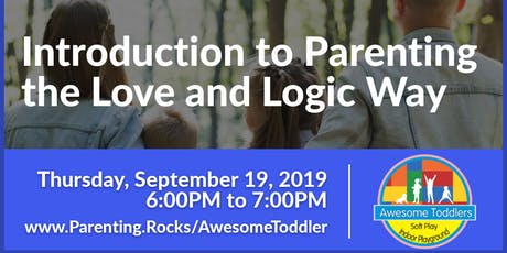 Introduction to Parenting the Love and Logic Way tickets