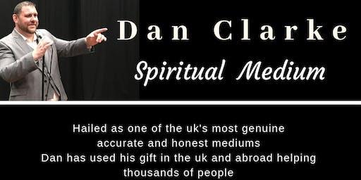 Demonstration of Mediumship with Dan Clarke