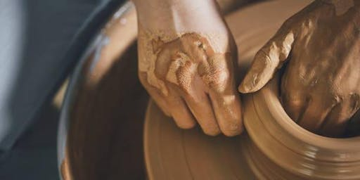 Pottery Wheel: 3 hour Introductory Workshop - Toronto, Danforth