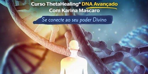 Inscrição ThetaHealing DNA Avançado - 25, 26 e 27 outubro SP