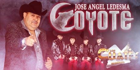 EL COYOTE - LOS CUATES DE SINALOA tickets