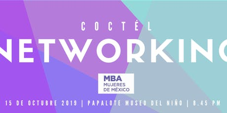 MBA Mujeres Networking Event boletos