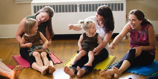Parent-Child Mother Goose - Dufferin Elementary School