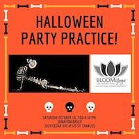 Halloween Party Practice