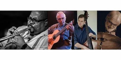 JazzWorks : The Derrick Gardner Quartet tickets