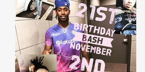 COOP 21st BIRTHDAY BASH