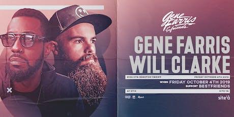 GENE FARRIS & FRIENDS feat. WILL CLARKE [at] SITE 1A tickets