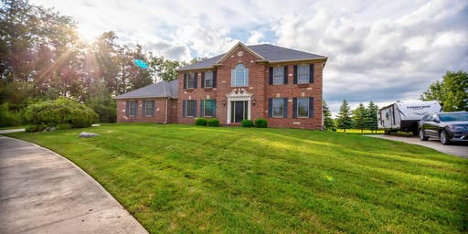 Open House for Stately Berlin Township Home