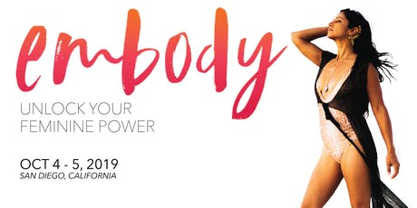 Embody with Hemalayaa, Unlock Your Feminine Power tickets