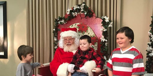 City of Leavenworth Breakfast with Santa