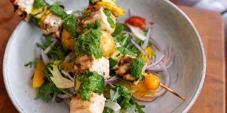 A Mezze Journey - Cooking Class tickets