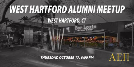 West Hartford Alumni Meetup tickets